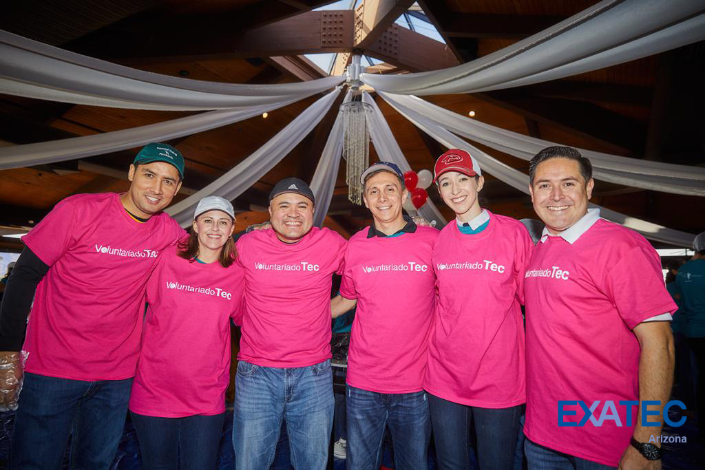Voluntariado con Forever Living Products y Rise Against Hunger - diciembre 2019